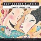 Baby Boomer Classics - 3 CD LOT Party Time Fifties Love Sixties Dance Seventies
