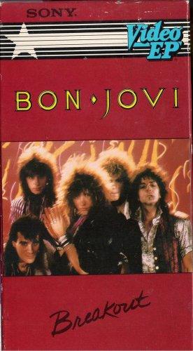 Breakout by Bon Jovi,VHS 1985, Sony/PolyGram Video EP Music Videos