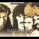 Triple Feature CD by Hall & Oates Daryl Hall & John Oates H2O Ooh Yeah 3 CD SET