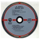 TARGET WEST GERMANY Breakin' Away by Al Jarreau CD Warner Bros.
