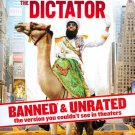 The Dictator Blu-ray / DVD 2012, 2-Disc Set Sacha Baron Cohen
