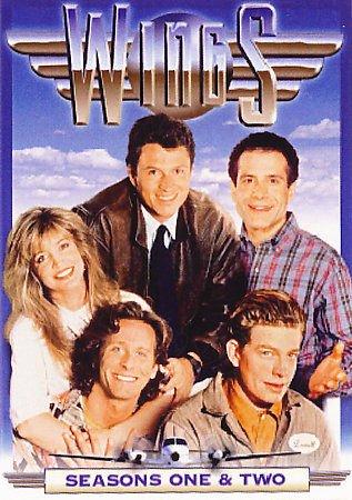 Wings - Season 1 & 2 DVD NEW SEALED 2006, 4-Disc Set Timothy Daly, Steven Weber