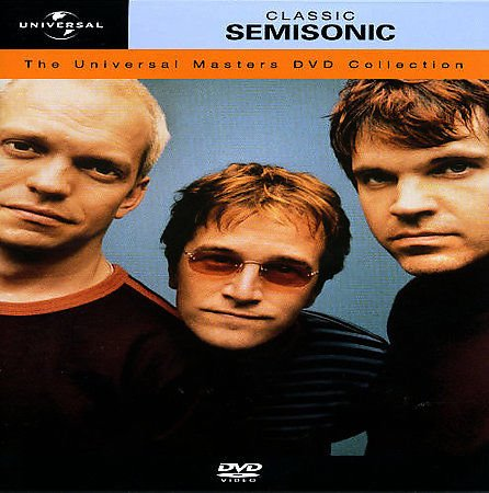 Semisonic: Universal Masters Collection DVD NEW SEALED 2005