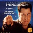 Phenomenon LASERDISC NEW SEALED John Travolta NTSC