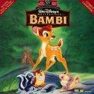 Bambi 55th Anniversary LASERDISC NEW SEALED Walt Disney THX DOLBY NTSC