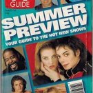 TV Guide SUMMER PREVIEW 1995 June 10-16 LOS ANGELES EDITION