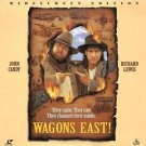 Wagon's East LASERDISC NTSC John Candy Richard Lewis NTSC