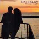 Love Ballads Best Collection - 2 CD SET - MCA TWIN BEST