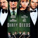 Dirty Deeds DVD NEW SEALED John Goodman, Sam Neill, Bryan Brown
