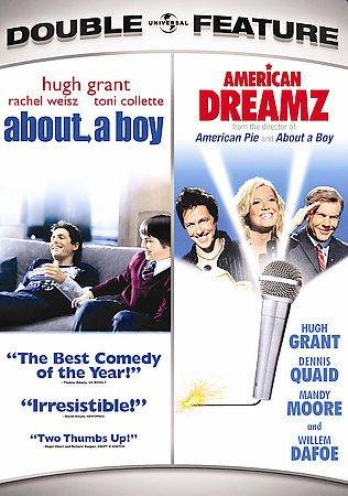 About A Boy / American Dreamz DVD NEW SEALED Hugh Grant