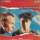 "Blancmange Laserdisc 8"" NTSC"