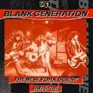 RHNO D.I.Y.: Blank Generation: The New York Scene (1975-78) CD