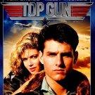 Top Gun Blu-ray Disc NEW SEALED + SLIPCOVER Tom Cruise