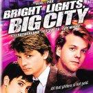 Bright Lights, Big City DVD NEW Michael J. Fox Phoebe Cates Kiefer Sutherland