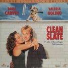 Clean Slate LASERDISC WIDESCREEN Dana Carvey NTSC