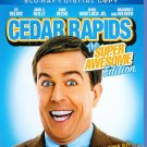 Cedar Rapids Blu Ray NEW SEALED John C. Reilly, Ed Helms, Anne Heche