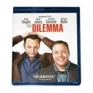 The Dilemma BLU RAY Disc NEW SEALED Kevin James, Vince Vaughn