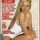 TV Guide Pamela Anderson 1995 May 27 - June 2 LOS ANGELES EDITION BAYWATCH