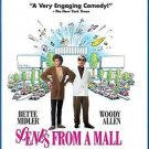 Scenes From A Mall Blu-ray Disc NEW SEALED Woody Allen Bette Midler