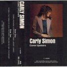 Carly Simon Come Upstairs AUDIO CASSETTE