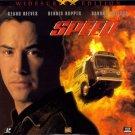 Speed LASERDISC Keanu Reeves Sandra Bullock NTSC
