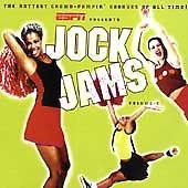 ESPN Jock Jams, Vol. 2 by Various Artists CD Aug-1996, Tommy Boy