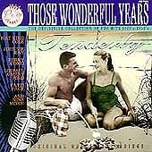 Those Wonderful Years: Tenderly by Various Artists CD JCI