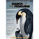 March Of The Penguins DVD  WIDESCREEN