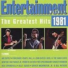 Entertainment Weekly: The Greatest Hits 1981 CD Buddha Records