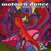 Disco Nights Vol. 9: Motown Dance by Various Artists CD Jul-1995, Rebound