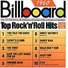 RHINO Billboard Top Rock & Roll Hits: 1960 CD by Various Artists