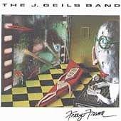 Freeze Frame by J. Geils Band CD EMI Music Distribution