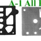 Carburetor Carb Kit Walbro D10 HD Diaphragm Gasket Overhaul Parts -- MADE IN USA