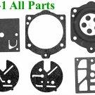 Carburetor Carb Kit Walbro D10-HDC Gaskets Diaphragms ---- MADE IN USA