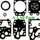 Carburetor Carb Kit Walbro D10-WY  615-854  Gaskets Diaphragms Overhaul Parts