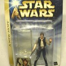 STAR WARS HAN SOLO FLIGHT TO ALDERAAN ACTION FIGURE