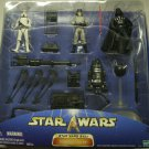 STAR WARS SAGA IMPERIAL FORCES ACTION FIGURE SET