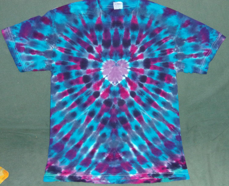 Cool Tye Dye Shirt Designs
