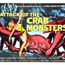 Attack of the Crab Monsters (1957) 1950-1960 Classic Horror B Movies  - DVD  BUY 2 GET 1 FREE