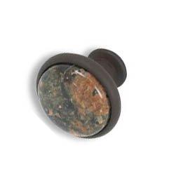 Cabinet konbs-Rustic Bronze- Baltic Brown