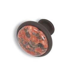 Cabinet knobs-Rustic Bronze-Terra Cotta