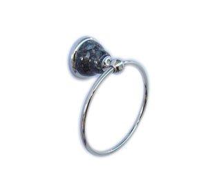 Towel ring-Blue Pearl