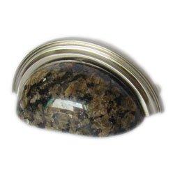Granite cup pull-Tropic brown