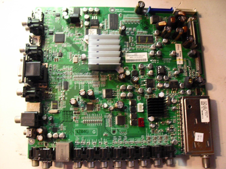 epc-p605201g000   main  board  for olevia  237t-12