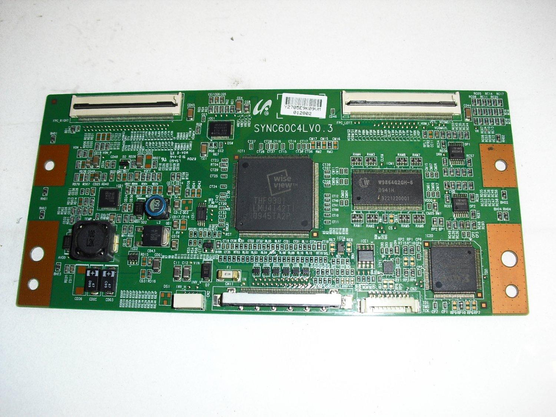 lj94-02705e,,   sync60c4lv0.3   t  con  for  dynex   dx  L40-10a