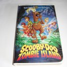 scooby-doo  on  zombie  island  vhs   movie