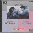chetna / do raha / call girl  [ Cd]  EMI UK Made /