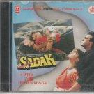 Sadak - Sanjay Dutt , Pooja Bhatt  [Cd] India made  Cd