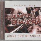 param mix ,unlimited bhangra .vol 1  [Cd]