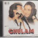 Ghulam - Aamir Khan  [Cd]  Music : jatin lalit